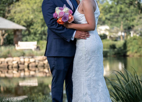 Wedding photography at Binney Park- Greenwich, CT