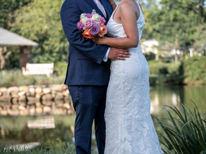 Wedding photography at Binney Park- Greenwich, CT