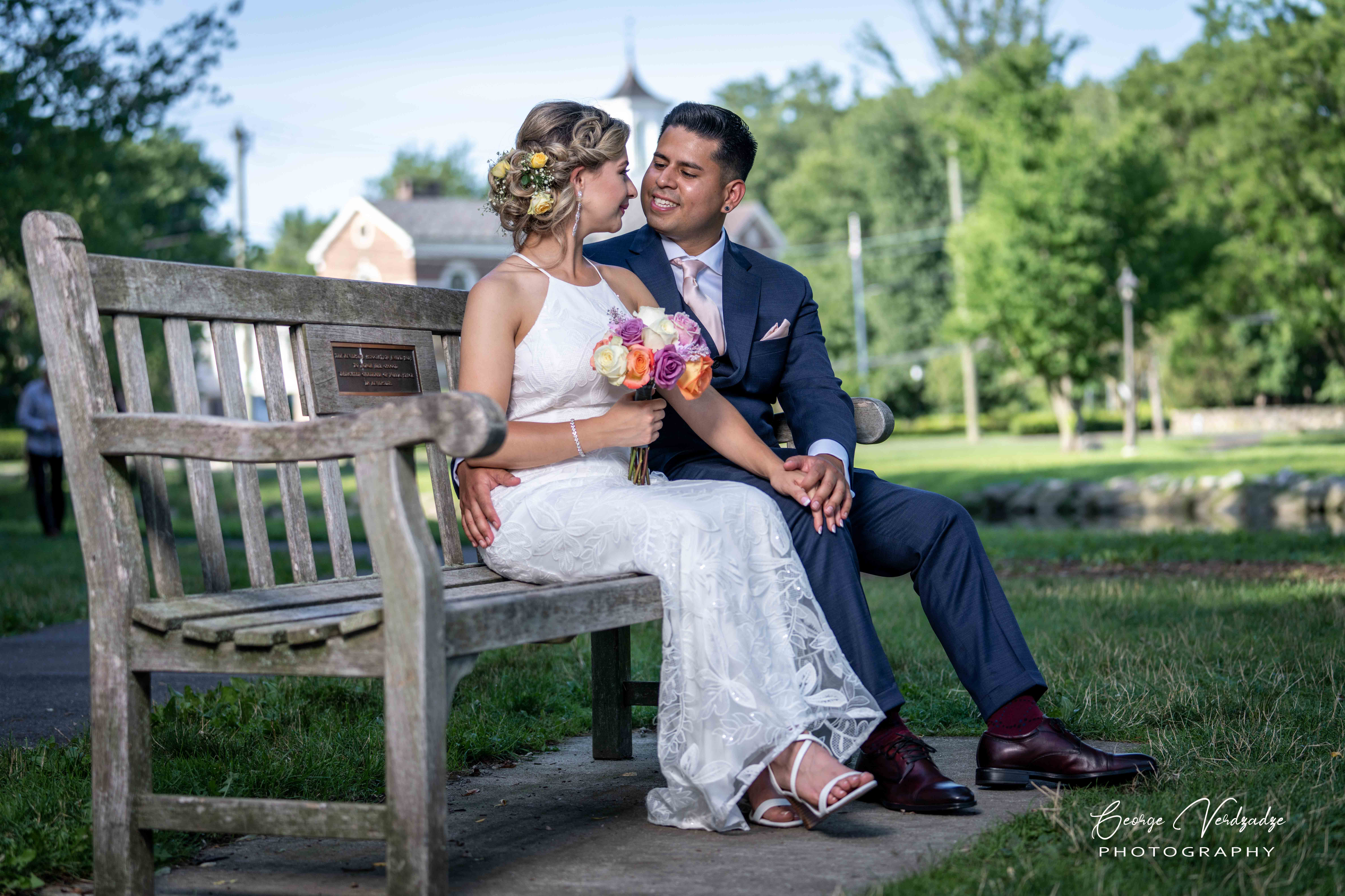 Outdoor wedding photography at Binney Park- Greenwich, CT307