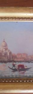 vue de Venise 19 ème siècle