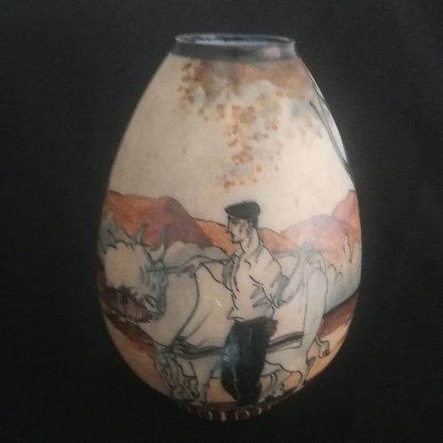 Vase Ciboure Le Corrone
