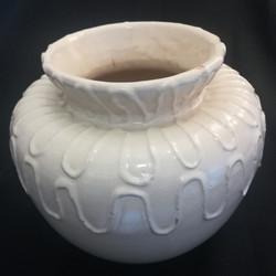 vase boule primavera beige