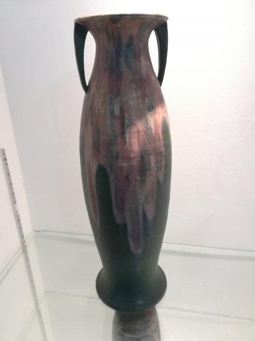 vase art nouveau Charles Greber