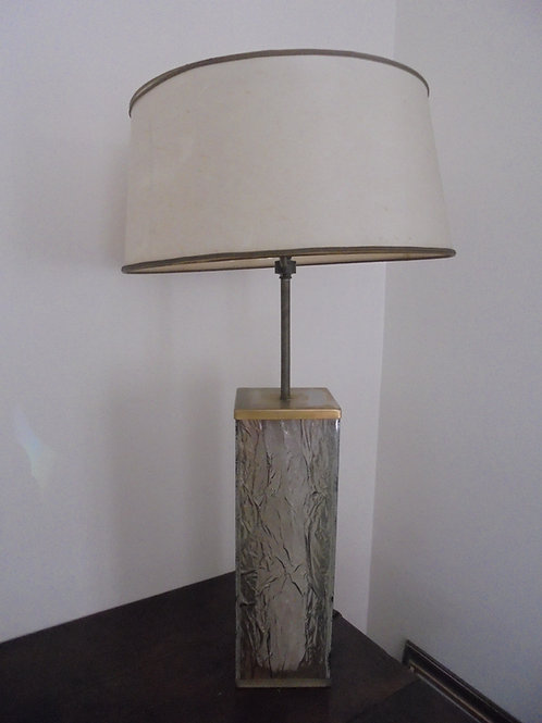 pied de lampe design 70