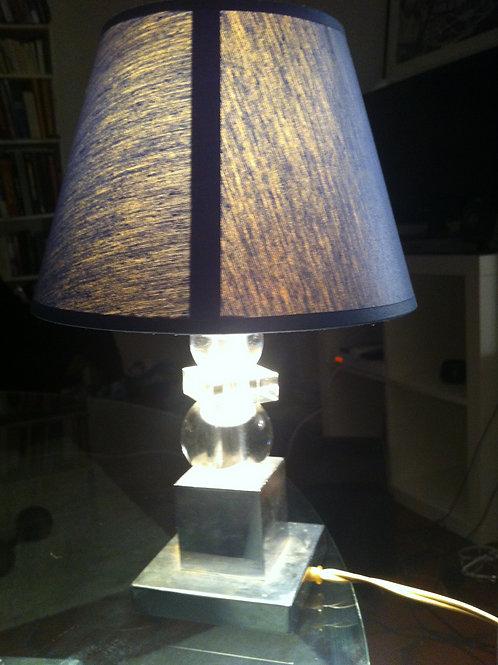 lampe art deco Adnet