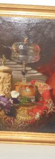 nature morte aux objets du Louvres