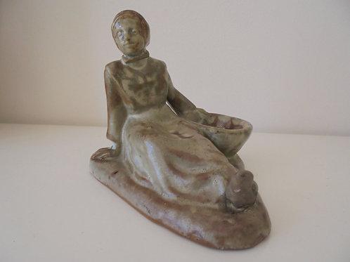 sculpture grès Charles Greber