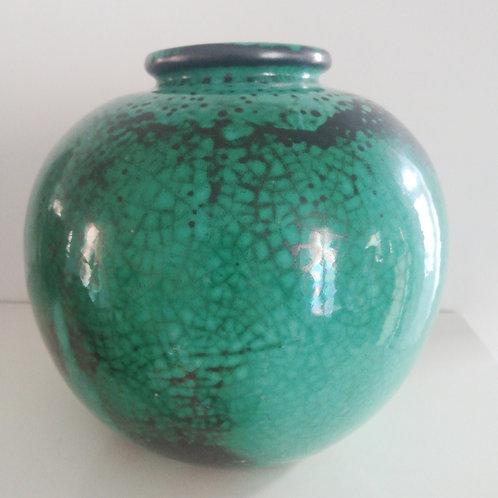 vase boule CAB art deco