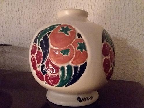 Vase art deco Simone Larrieu