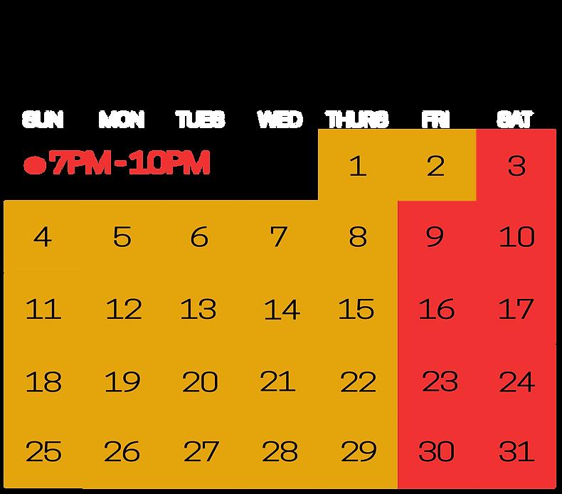 Haunt Calendar updated.png