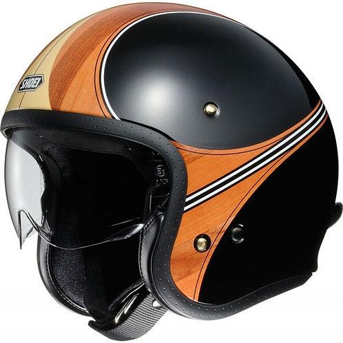 Shoei J.O. Openface Helmets Waimea TC10