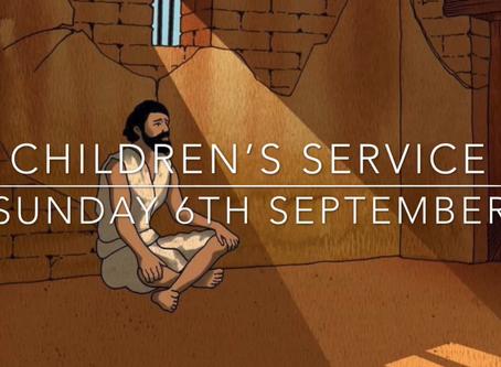 Sunday 6th September