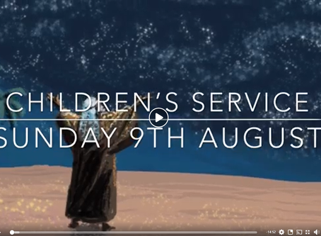 Sunday 9th August