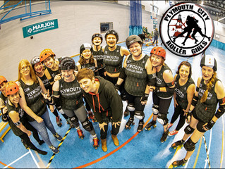 British Champs Tier 3 South Dates for Plymouth City Roller Derby!