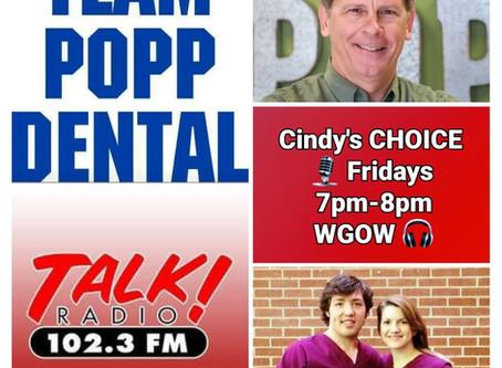 Team Popp TAKEOVER on Talk Radio