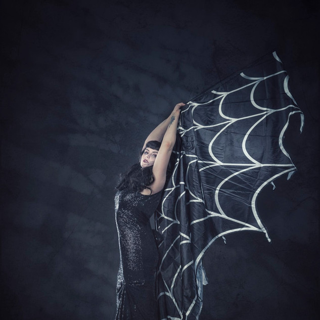 Spider Web Isis Wings
