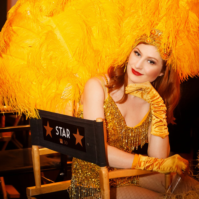Film Fatale's Golden Era of Hollywood Party in the Westin Dublin