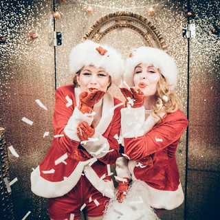 Christmas Cheerleaders