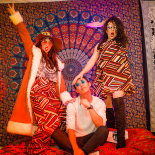 Facebook Conference Swinging Sixties Experience