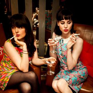 Film Fatale's Mad Men Party in the Sugar Club Dublin