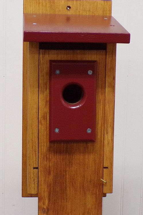 1 Cluster Bluebird Box