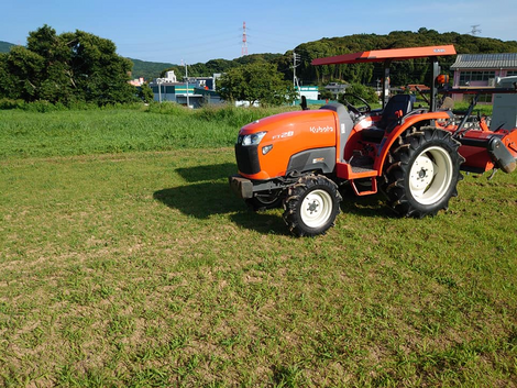 2021.7.1 休耕畑地の利用