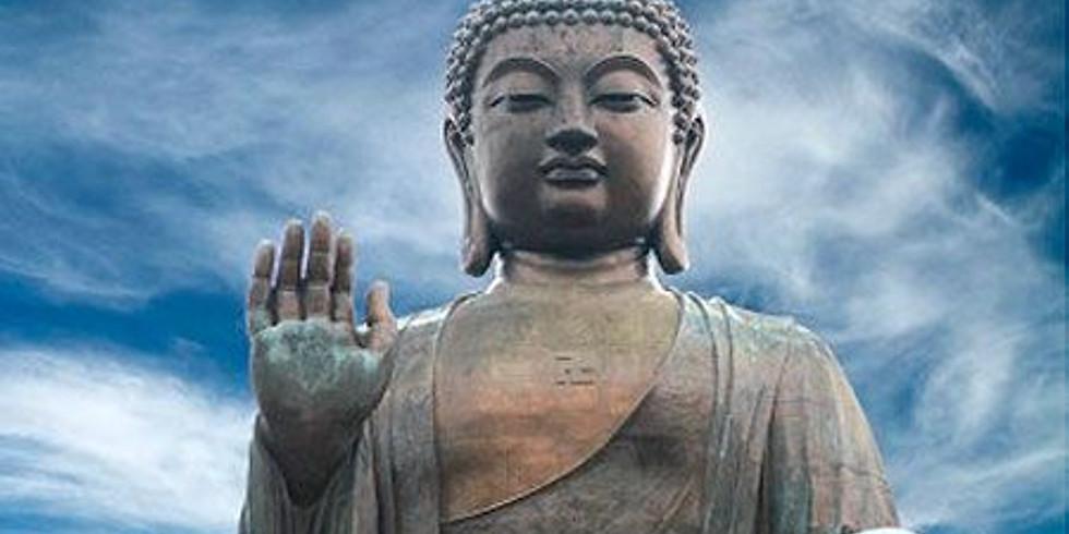"""Онлайн лекция """"Прозрения Будды - помощь медитирующему"""""""