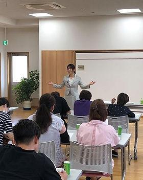 埼玉県の特別養護老人ホームで研修してきました☺️_施設のスタッフさん向けです。_