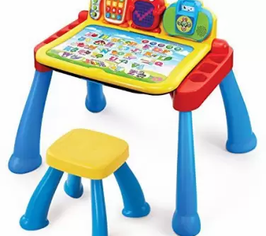 Modern Toys Team Represent - VTech Touch and Learn Activity Desk Deluxe