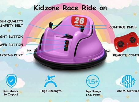 Kidzone DIY Race|Modern Toys Review