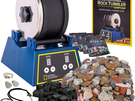 NATIONAL GEOGRAPHIC Rock Tumbler Kit
