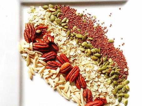 Red Quinoa Granola