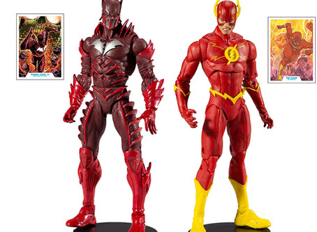Modern toys Represent The Flash Action Figure Multipack