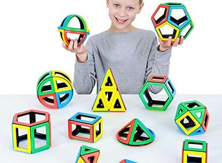 Polydron Magnetic Mathematics Set Review