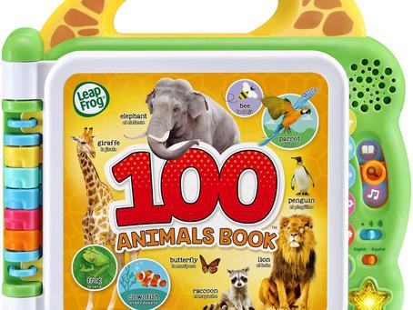 LeapFrog 100 Animals Book- Amazon Top Seller!