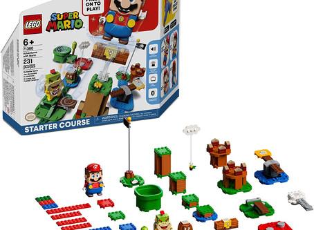 """Reviewing: """"LEGO Super Mario Adventures"""""""