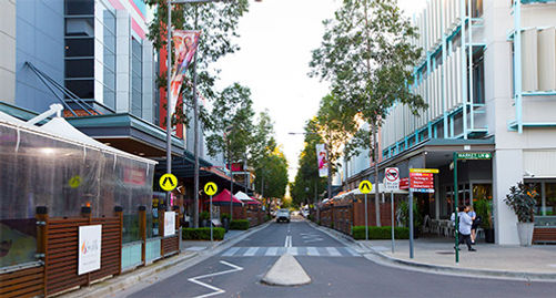 Rouse Hill urban renewal