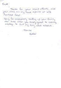 Heather's Testimonial