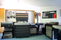 Control Room Analogue Tape Machines