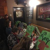 paint night 8