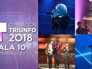 Spain | Road to 2019: Operación Triunfo Gala 10