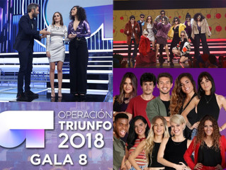 Spain | Road To Eurovision 2019: OT Gala 8