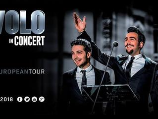 Italy | Il Volo set for Eastern European Tour