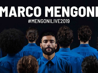 Italy | New Music from Marco Mengoni and 2019 Tour Announced!