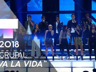 Spain | Road to Eurovision 2019: OT Gala 3