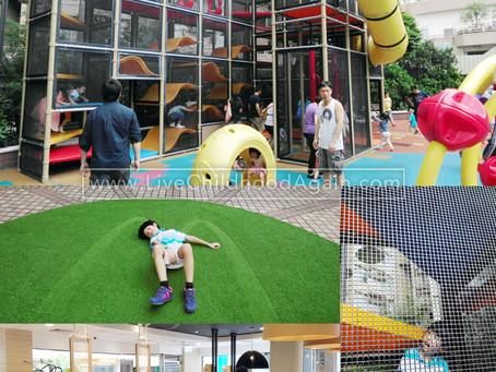 太和McDonald's-免費戶外遊樂場任玩