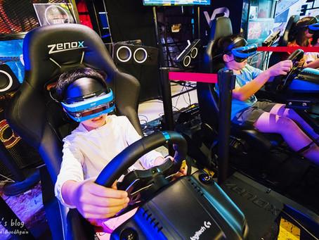 VAR LIVE 體驗VR「對戰」遊戲