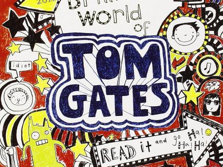 《Tom Gates》攪笑幽默得獎兒童系列小說
