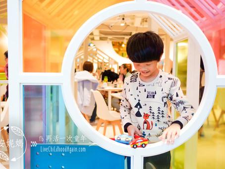 Origami Kids Cafe 香港最親和的兒童餐廳