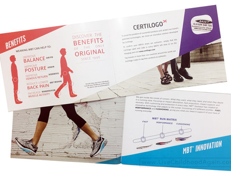 瑞士時尚健康鞋履MBT 專利技術預防及舒緩脊椎痛症